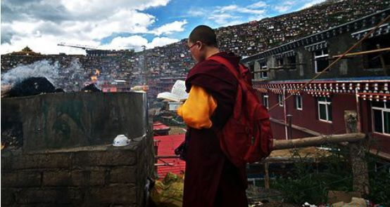 世界最大的佛教学院——色达佛学院-第3张图片