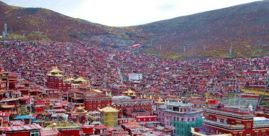 世界最大的佛教学院——色达佛学院-第2张图片