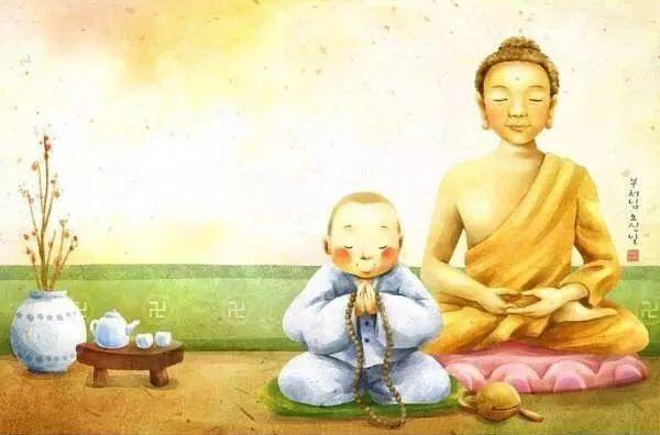 学佛修行,不是让你和佛菩萨做生意-第5张图片