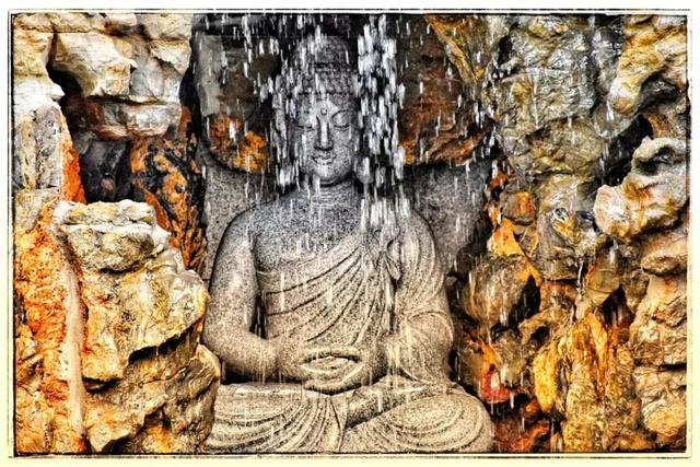 虔心诵持观世音菩萨的《大悲咒》可得12种不可思议的功德利益-第3张图片